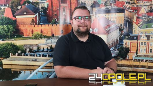 Szymon Ogłaza - sezon ogórkowy w polityce został oficjalnie odwołany
