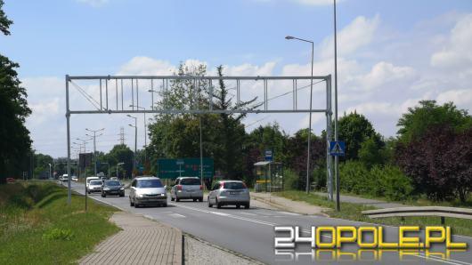 Trwa montaż systemu ITS w Opolu. Są utrudnienia na ulicach miasta