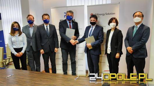 Politechnika Opolska będzie współpracować z LG Energy Solution