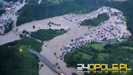 Rośnie bilans ofiar powodzi w Niemczech