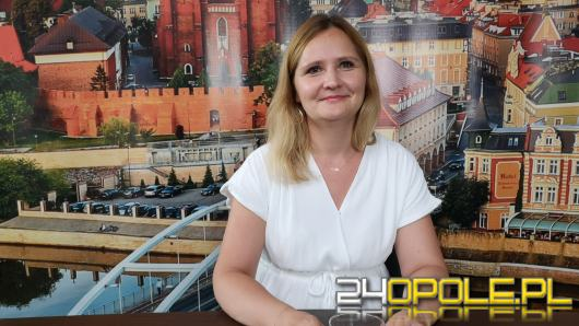 Małgorzata Stelnicka - w przyszłym roku inteligentne sterowanie ruchem w mieście