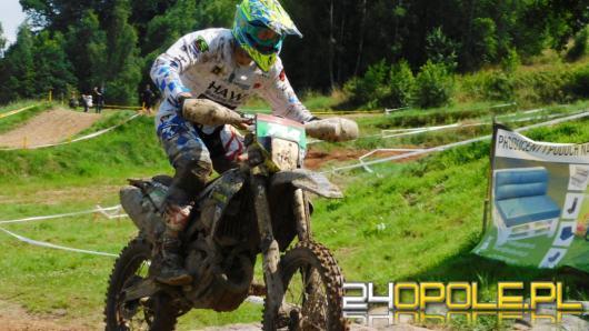 Patryk Kuleszo z opolskiego HAWI Racing Team wygrał motocyklowy rajd enduro w Nowym Kościele