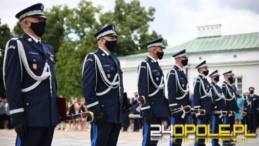 Komendant Wojewódzki Policji w Opolu otrzymał stopień generalski