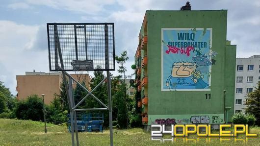 Grupa Murki ukończyła mural w dzielnicy AK. Za chwilę powstanie kolejny