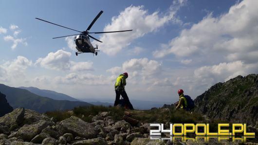 W słowackich Tatrach znaleziono ciało mężczyzny. To prawdopodobnie poszukiwany 24-latek
