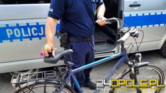 Zatrzymany za kradzież roweru