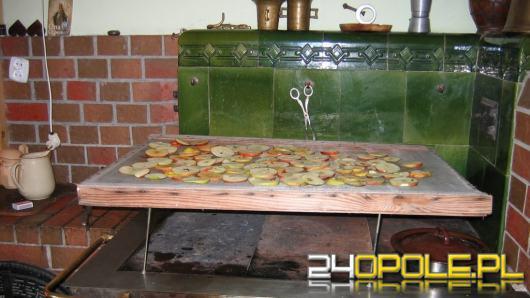Jabłka suszone z pieca kolejnym produktem wpisanym na Listę Produktów Tradycyjnych
