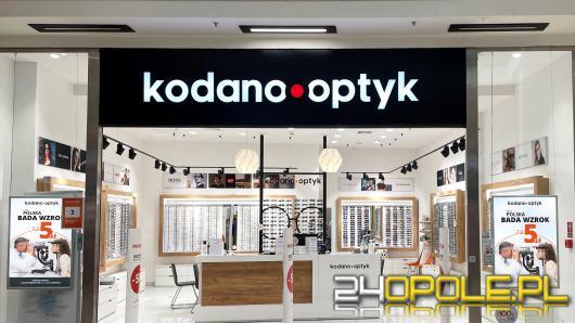 Całe Opole bada wzrok za 5 zł w KODANO Optyk!