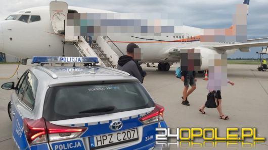 Zatrzymany na lotnisku po powrocie z wakacji. Nie spodziewał się powodu