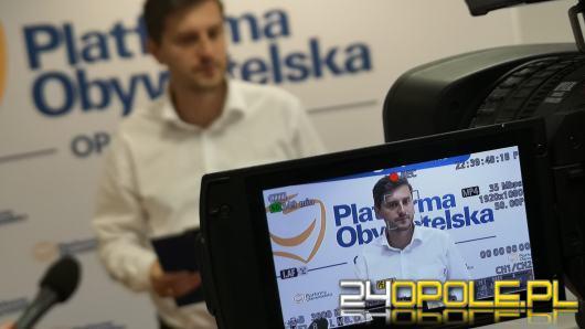 Radny Tomasz Kaliszan postuluje o postawienie toalety przy Parku 800-lecia
