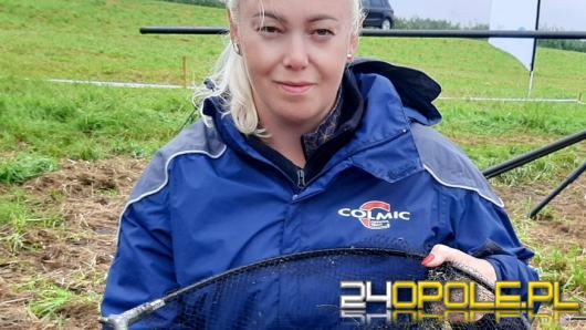Policjantka z KWP Opole zdobyła złoto w drużynowych Mistrzostwach Świata w Wędkarstwie