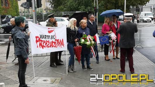 Trwają obchody 41. rocznicy Porozumień Sierpniowych