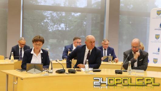 Sesja sejmiku Województwa Opolskiego - po raz pierwszy od dawna stacjonarnie