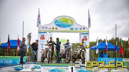 Motocyklista Tomasz Wikowicz zajął II miejsce w długodystansowym rajdzie Baja Poland