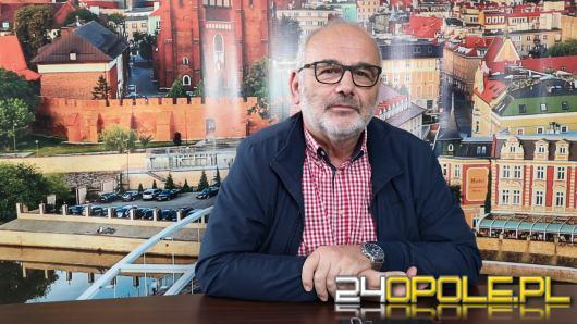 Andrzej Nowak - sołtys Suchego Boru, o pomocy dla uchodźców z Afganistanu