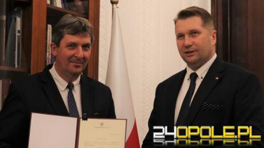 """Naukowiec od """"cnót niewieścich"""" został rektorem z powołania Czarnka"""