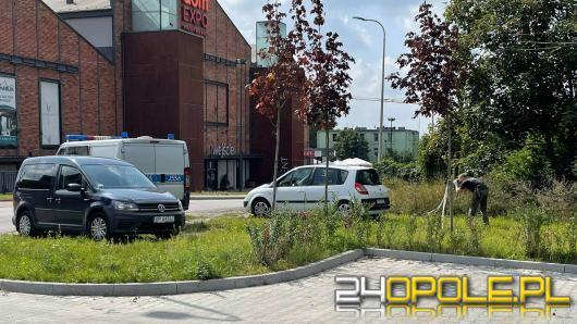Policyjna obława na Kępskiej - Zatrzymano 41-latka z Opola