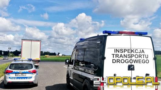 Przewoźnik ukarany za brak ważnych dokumentów i manipulowanie czasem pracy