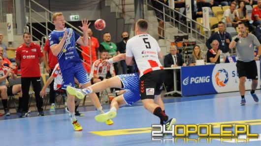 Gwardia przegrywa z Vive Kielce