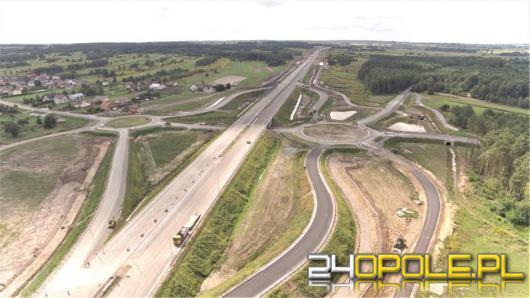 Duże przyśpieszenie w budowie ekspresówki przez trzy województwa