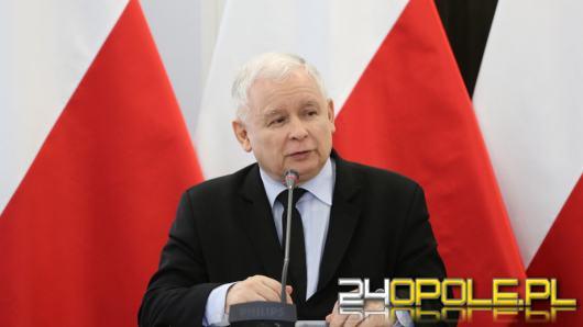 Jarosław Kaczyński przerywa milczenie w sprawie wyjścia Polski z UE