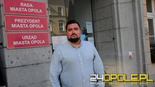 Adam Leszczyński nowym rzecznikiem prasowym Urzędu Miasta Opola