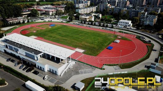 Ukończono remont bieżni na Stadionie im. Opolskich Olimpijczyków