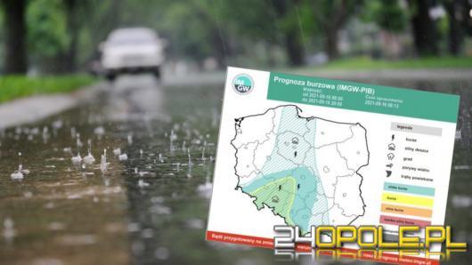 Gdzie będzie padać, a gdzie zagrzmi? Prognoza pogody na najbliższe dni