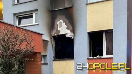 28-latek podpalił dwa mieszkania w Kędzierzynie-Koźlu - z zemsty. Usłyszał zarzuty