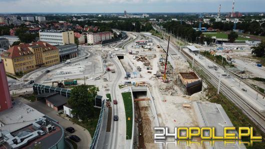 Od dziś zmiany w organizacji ruchu w rejonie węzła przesiadkowego Opole Wschodnie