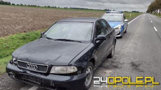 Pościg w Namysłowie. 43-latek jechał pod wpływem narkotyków, a w aucie miał kolejne porcje