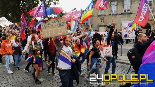 III Marsz Równości przeszedł ulicami Opola