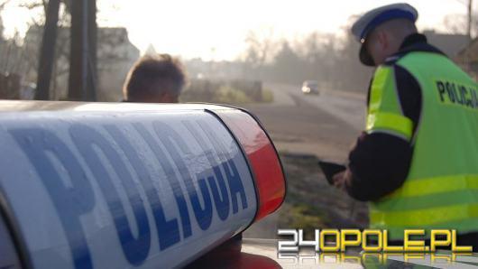 43-letni motorowerzysta wydmuchał ponad 4 promile alkoholu