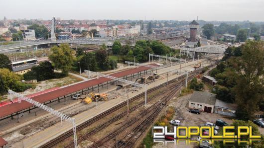 Polskie Linie Kolejowe doposażyły się w drony