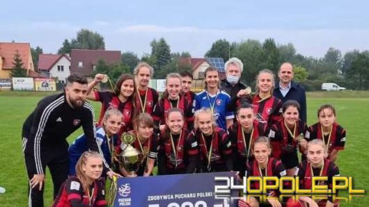 Unia Opole gra dalej w Pucharze Polski!