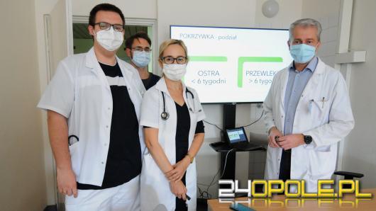 Pokrzywka jest poważą chorobą, wiedzą to specjaliści z USK w Opolu