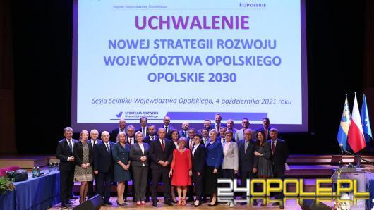 To realizacja marzeń o przyszłości regionu. Strategia rozwoju województwa uchwalona