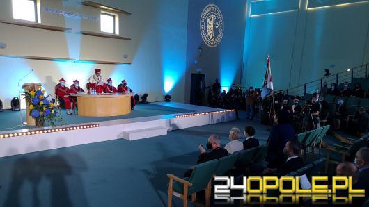 Na Uniwersytecie Opolskim zainaugurowano nowy rok akademicki