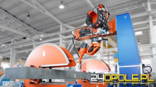 Ile miejsca zajmują profesjonalne roboty spawalnicze? Odpowiedź może Was zaskoczyć!