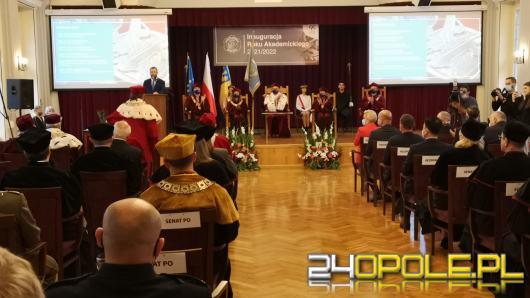 Studenci Politechniki Opolskiej zainaugurowali rok akademicki
