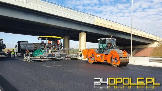 Startuje drugi etap remontu A4 pomiędzy Górą św. Anny i granicami województw