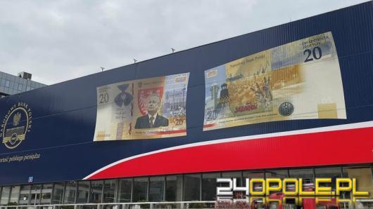 W listopadzie do obiegu wejdzie banknot kolekcjonerski z Lechem Kaczyńskim