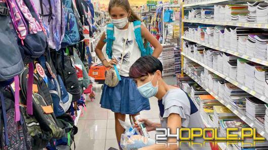 ZUS apeluje do rodziców - do listopada czekamy na wnioski o wyprawkę szkolną