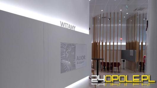 Wyższy standard obsługi i innowacyjna przestrzeń - Alior Bank otwiera nowoczesny oddział w Opolu