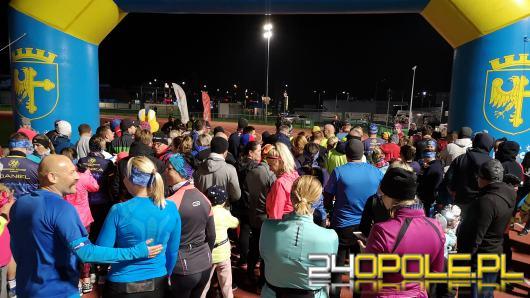 300 osób pobiegło w III Biegu Odblaskowym
