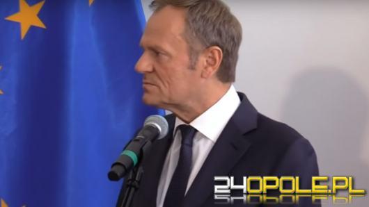 Nowi liderzy PO. Donald Tusk mocny jak nigdy