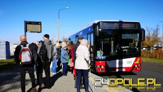 MZK zachęca do skorzystania z autobusu we Wszystkich Świętych