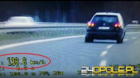 Przekroczył prędkość.... wydmuchał blisko 1,5 promila - mówił, że to od wypicia syropu