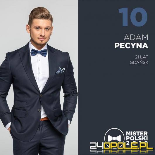 10. Adam Pecyna, ma 21 lat i mieszka w Gdańsku.