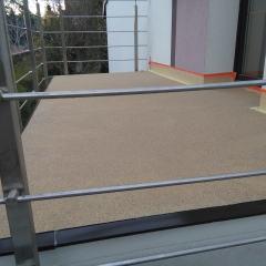 WYKOŃCZENIA - NAPRAWA balkonów/tarasów/schodów - SIKA